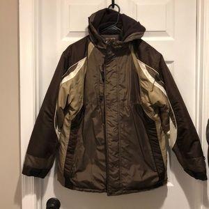 Brown Cherokee boy's XL Coat